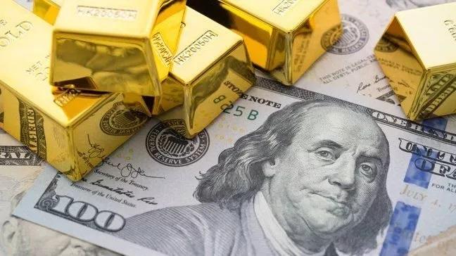 أسعار الذهب والدولار الأمريكي