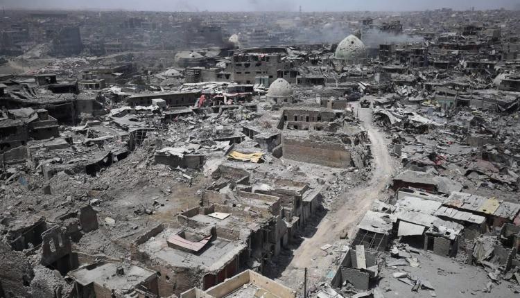 إعادة إعمار العراق