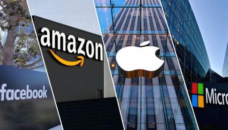 شركات التكنولوجيا الكبرى