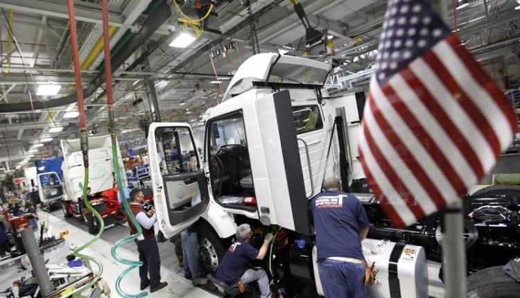 قطاع الخدمات الامريكي
