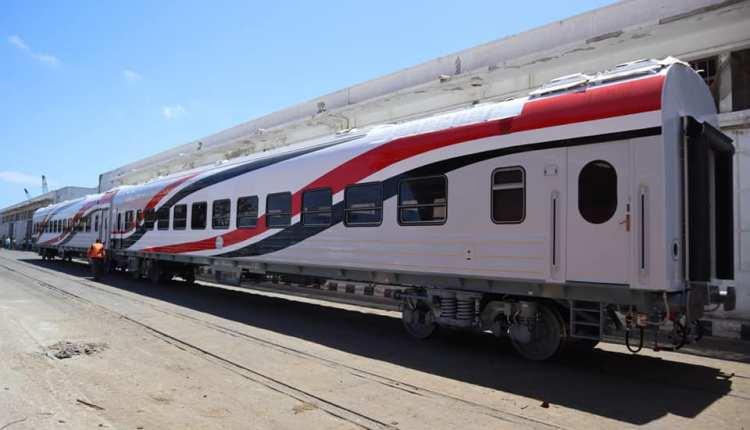 وزير النقل السكة الحديد