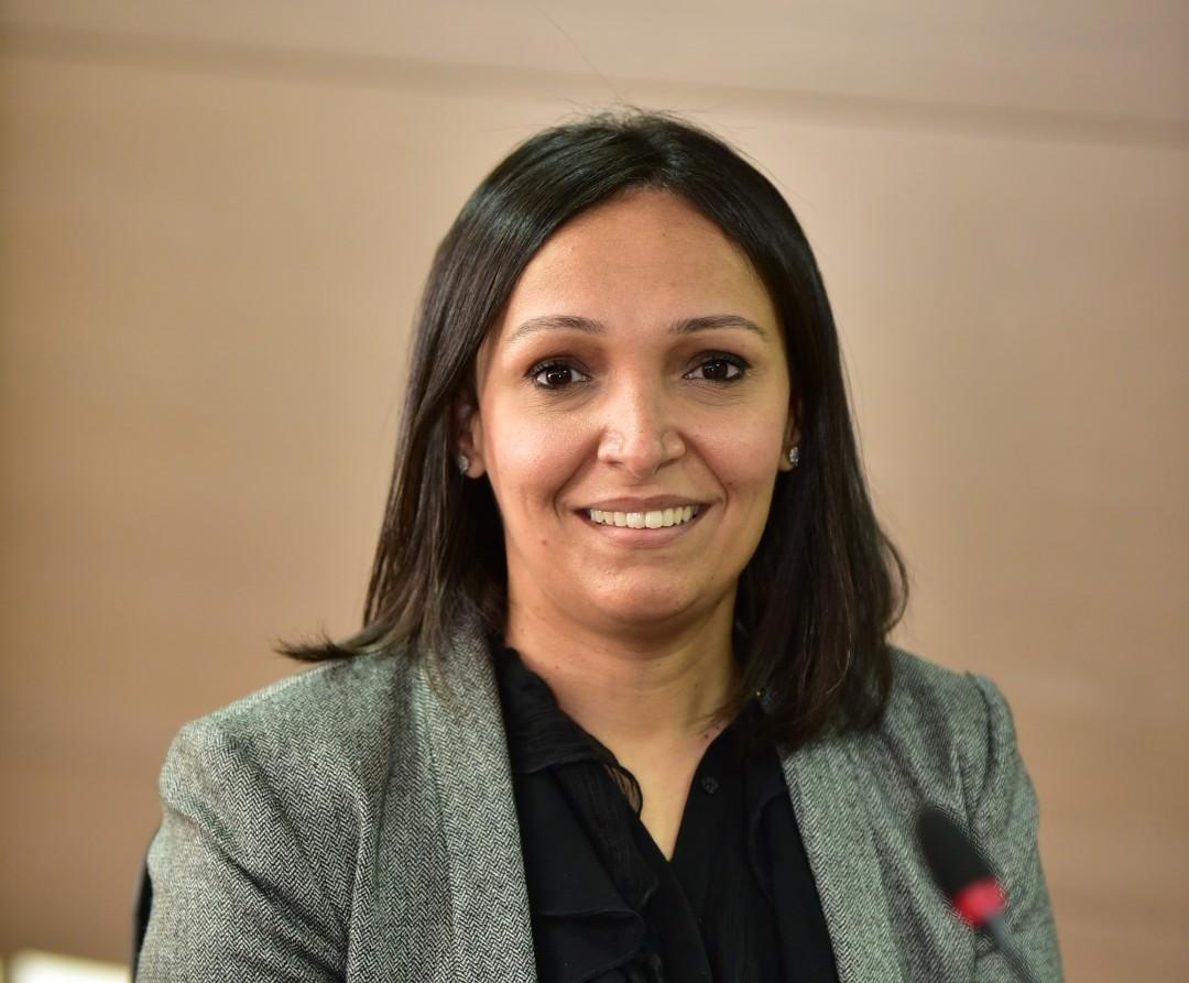 هانيا سري  مدير عام قطاع الأغذية وتطوير الأعمال بشركة صافولا للأغذية