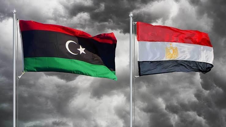 التجارة بين مصر وليبيا