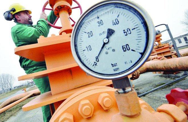أسواق الغاز الطبيعي العالمية