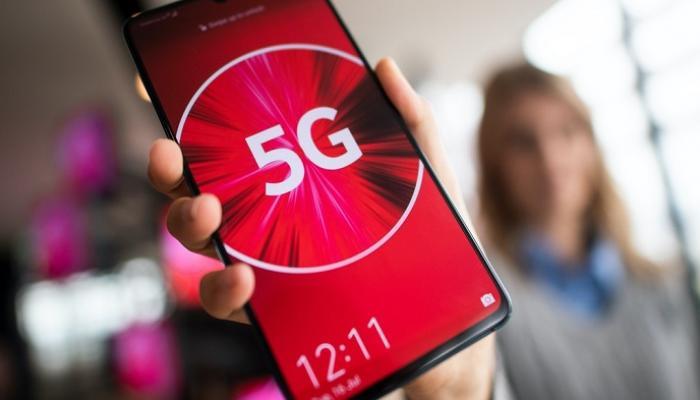 الهواتف الـ 5G الذكية