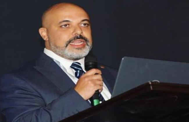 ايهاب وصفي نائب رئيس شعبة الذهب بغرفة القاهرة التجارية