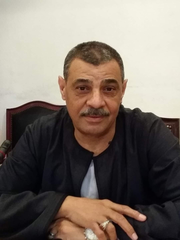 مجدي جاب الله رئيس الغرفة التجارية بمحافظة الفيوم