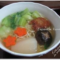 [蔬食]不夠日式的日式拉麵