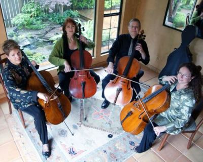 Amedei Cello Quartet