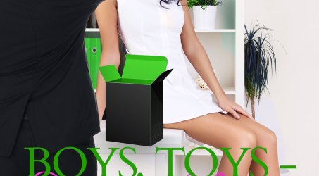 Boys, Toys – Oh My! Vol 3 by A.M. Willard Cover & Release Blitz