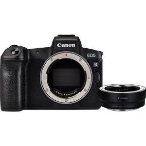[BUY-NEW] Canon EOS R Mirrorless Digital Camera (Body Alone ) +Mount Adapter EF-EOS R