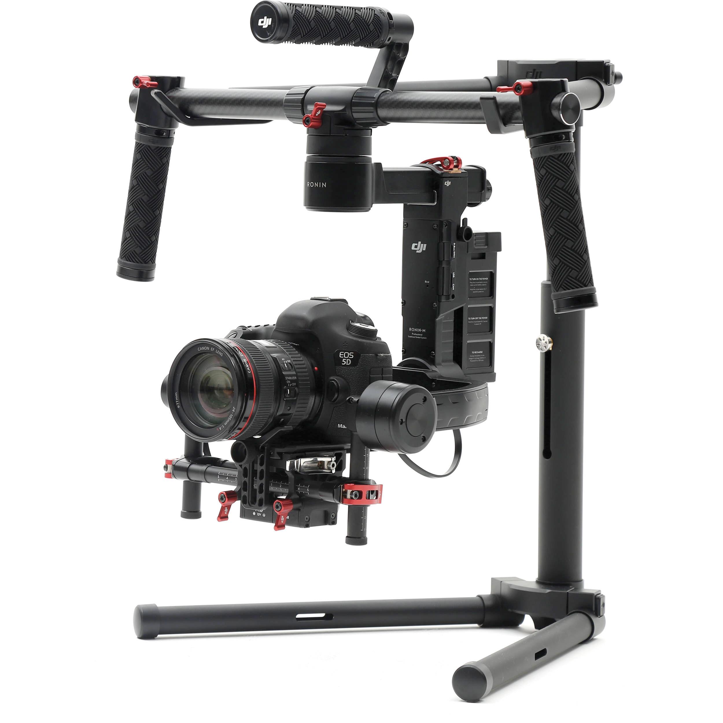 [RENT]DJI Ronin-M 3-Axis Handheld Gimbal Stabilizer