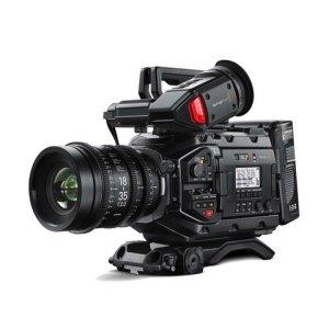 [RENT] Blackmagic Design URSA Mini 4.6K Digital w/ Cinema Canon Lens EF 70-200mm & Canon Lens EF 24mm