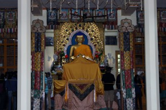 Sakyamuni Buddha, Tsuglagkhang Temple