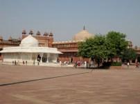 Tombs of Shaikh Salim Chishti (Sufi Saint) and Islam Khan