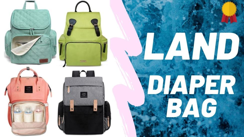 Diaper Bags from Land