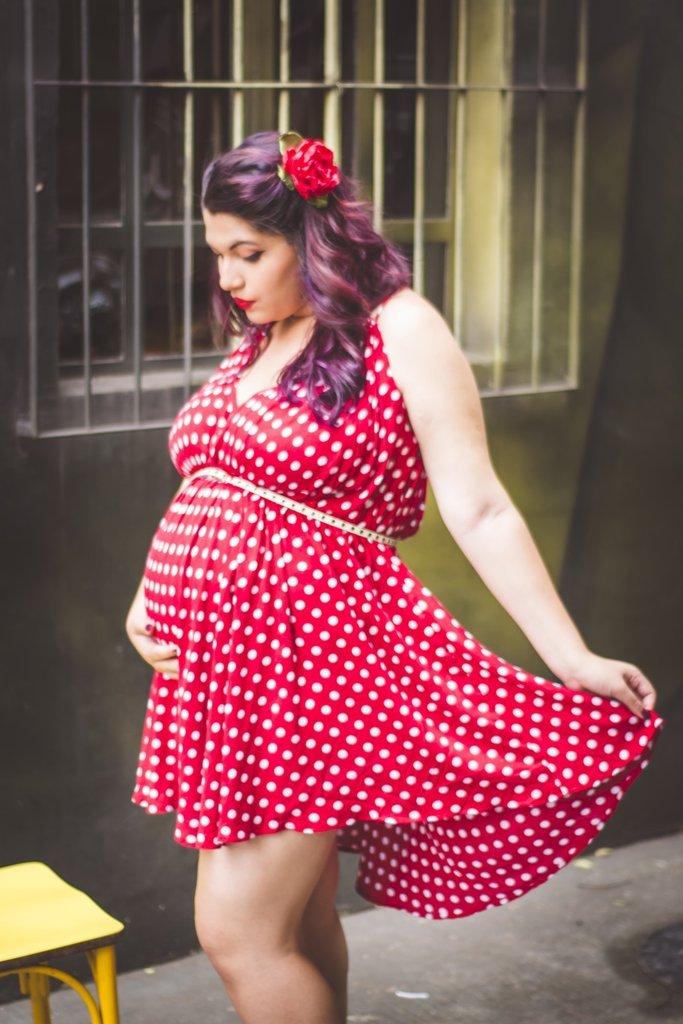 Maternity Pin Up Dresses