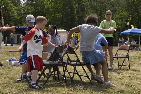 Kids Musical Chair