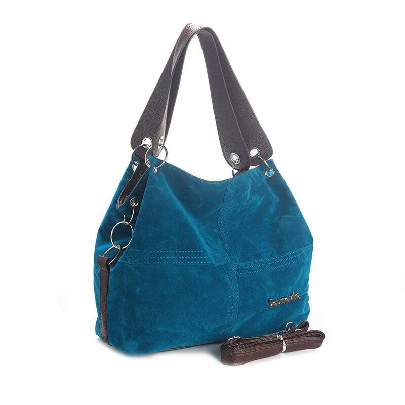 Daunavia Handbag Blue