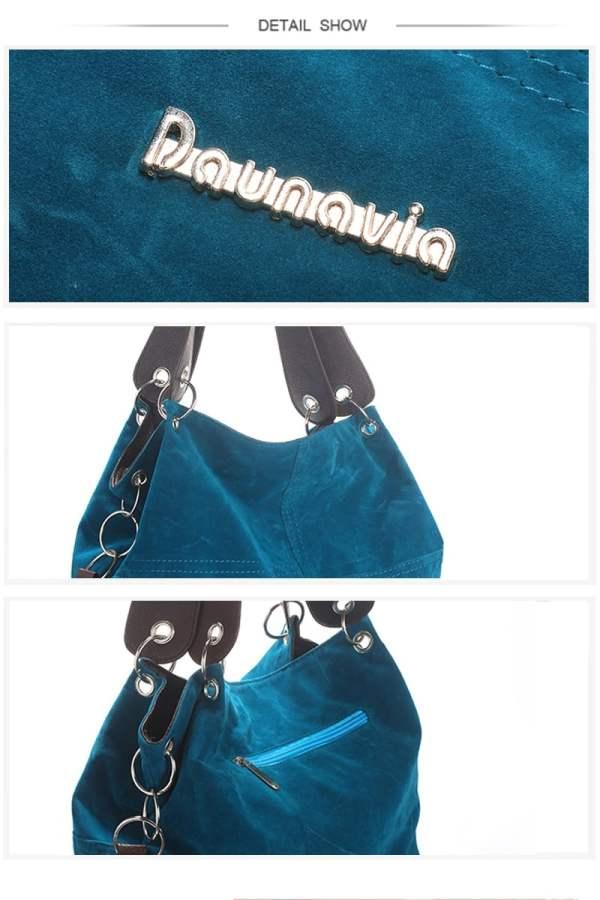 Daunavia Handbag Closeup