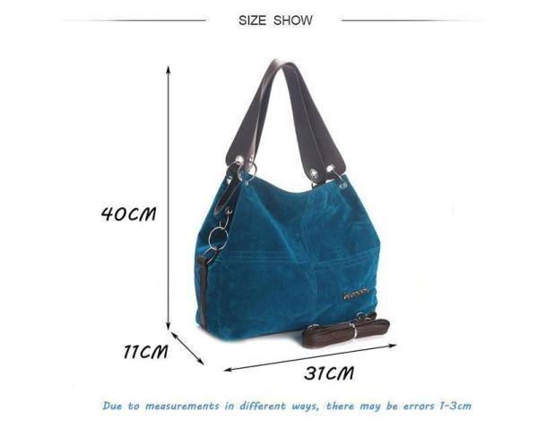 Daunavia Handbag Dimensions