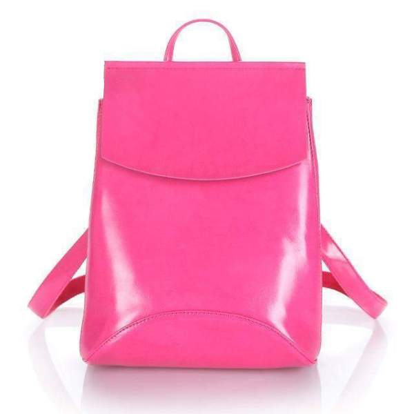 Grace Multifunctional Bag Backpack Hot Pink