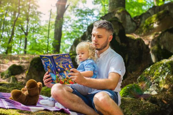 Read book to your kids