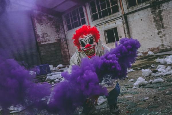 Boogeman COVID-19 Halloween