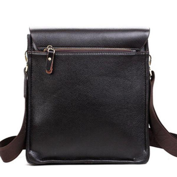 Polo Messenger Bag Back