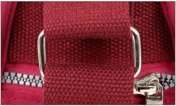 Lita Multi Compartment Handbag Purse Strap