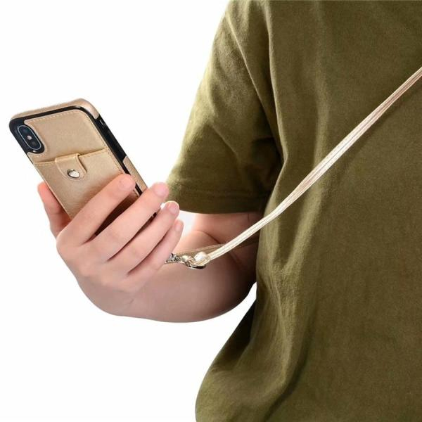 Iconic iPhone Purse with Strap
