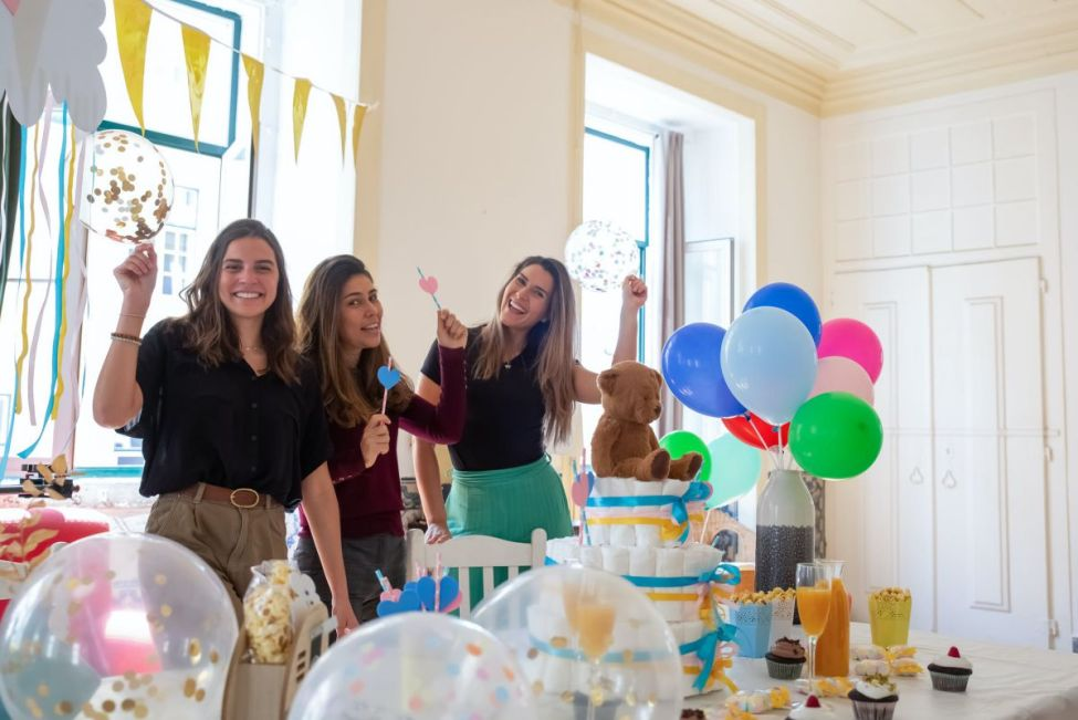 A-Z Checklist for Baby Shower