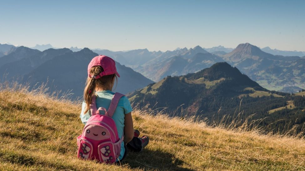 Obstacles for taking kids to hiking