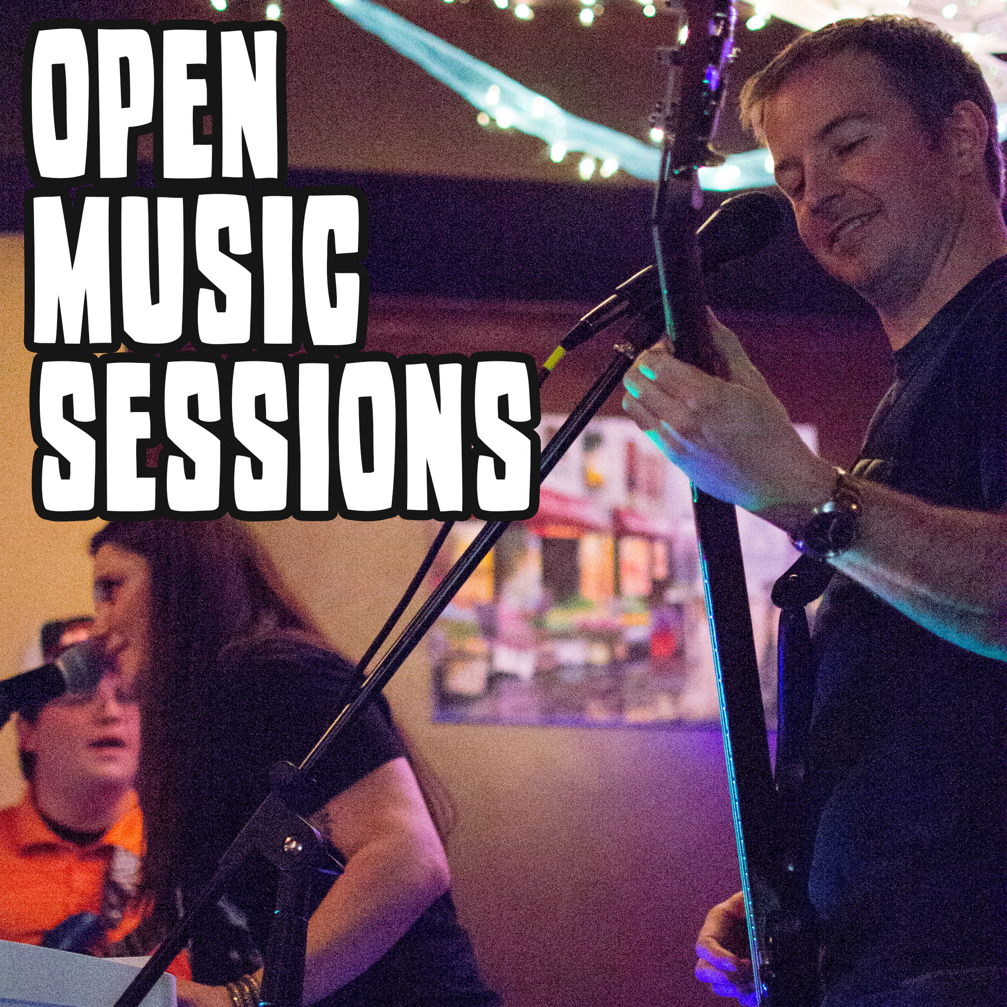 Open Music Sessions, Live at Denver Open Media
