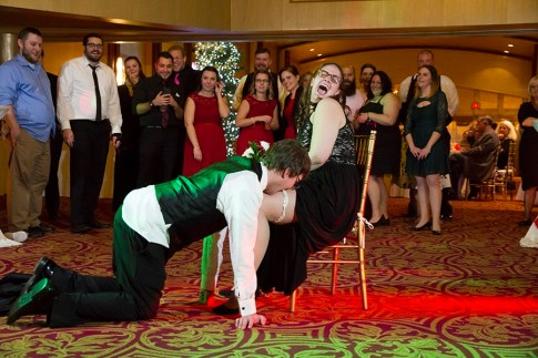 Kirby Center Wedding Photography, Wilkes-Barre, PA