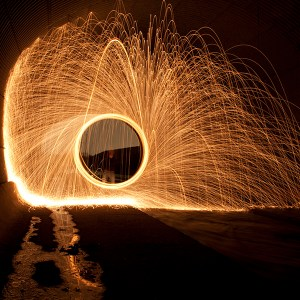 Fine Art Photography, Light Painting Photography, Wilkes-Barre, PA