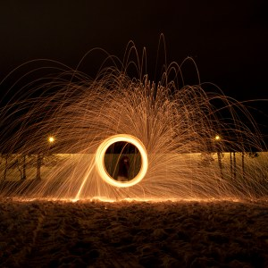 Fine Art Photography, Light Painting Photography, Kirby Park, Wilkes-Barre, PA