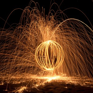 Light Painting Photography, Wilkes-Barre, PA