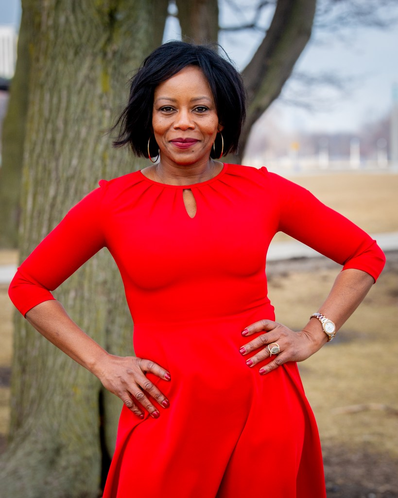 52 Phenomenal Women- photo essays by Amy Boyle Photography benefitting Dress for Success Worldwide – Central.2019 - pictured Isabel Draughon