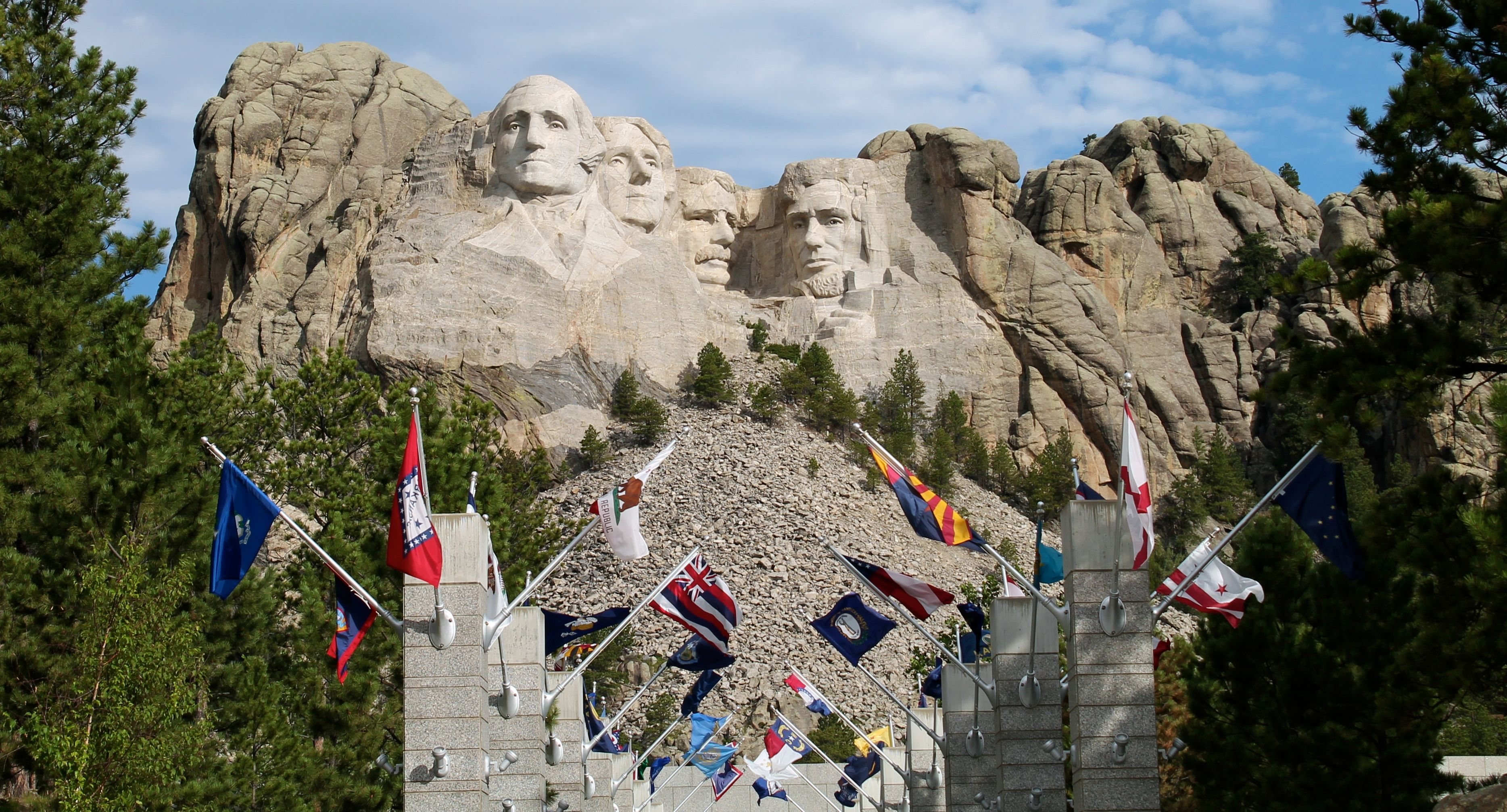 Resultado de imagem para Mount Rushmore