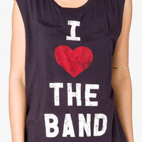 I love the band