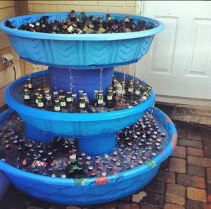 Kinda want to do this at my next summer party...