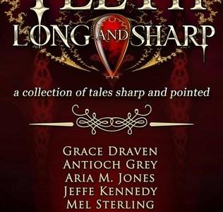 "Book Review! ""Teeth, Long & Sharp"""