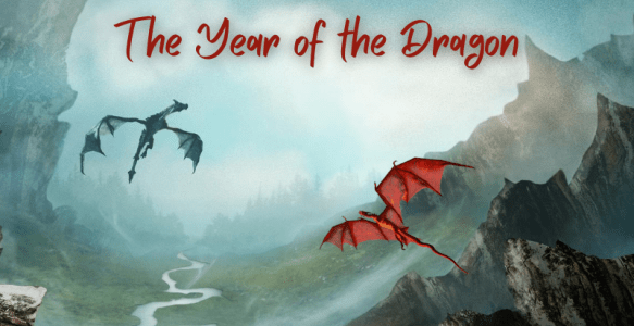 Happy New Year (The Year of the Dragon, Cissell III)