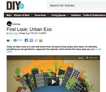 DIY Life Urban Eco