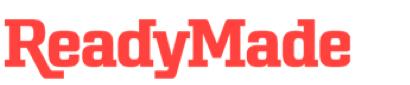 ReadyMade logo