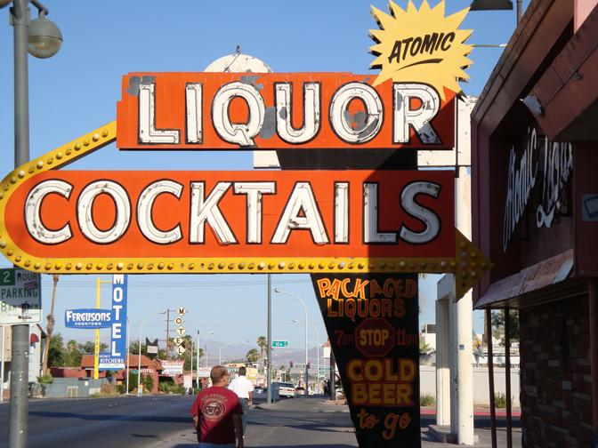 Atomic Liquor, Las Vegas