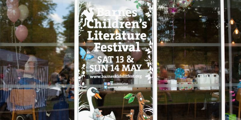 Amy Douthett Communications | Barnes Children's Literature Festival