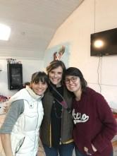 Anca, Maria, & I