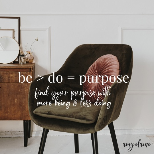 be over do purpose filled